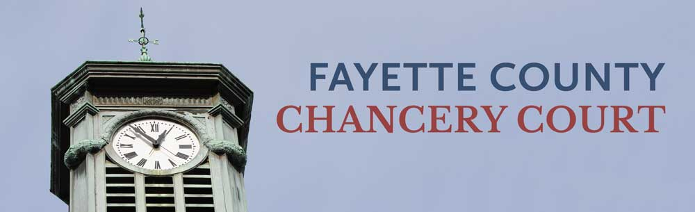 divorce records in fayette county tn