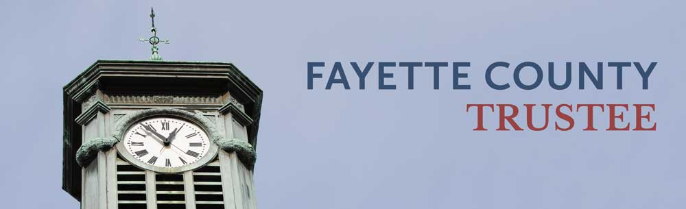 Fayette County Trustee