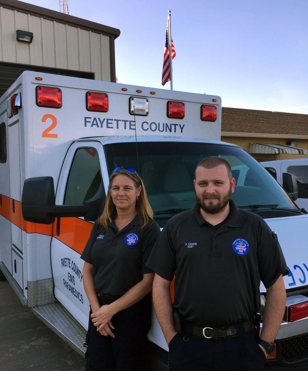 EMS/Ambulance Oakland - B Shift