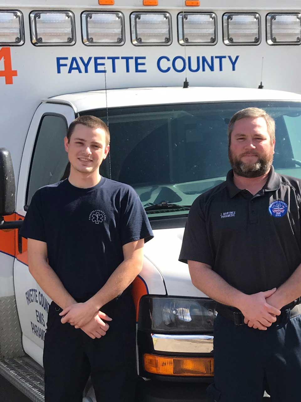 EMS/AmbulanceRossville - B Shift
