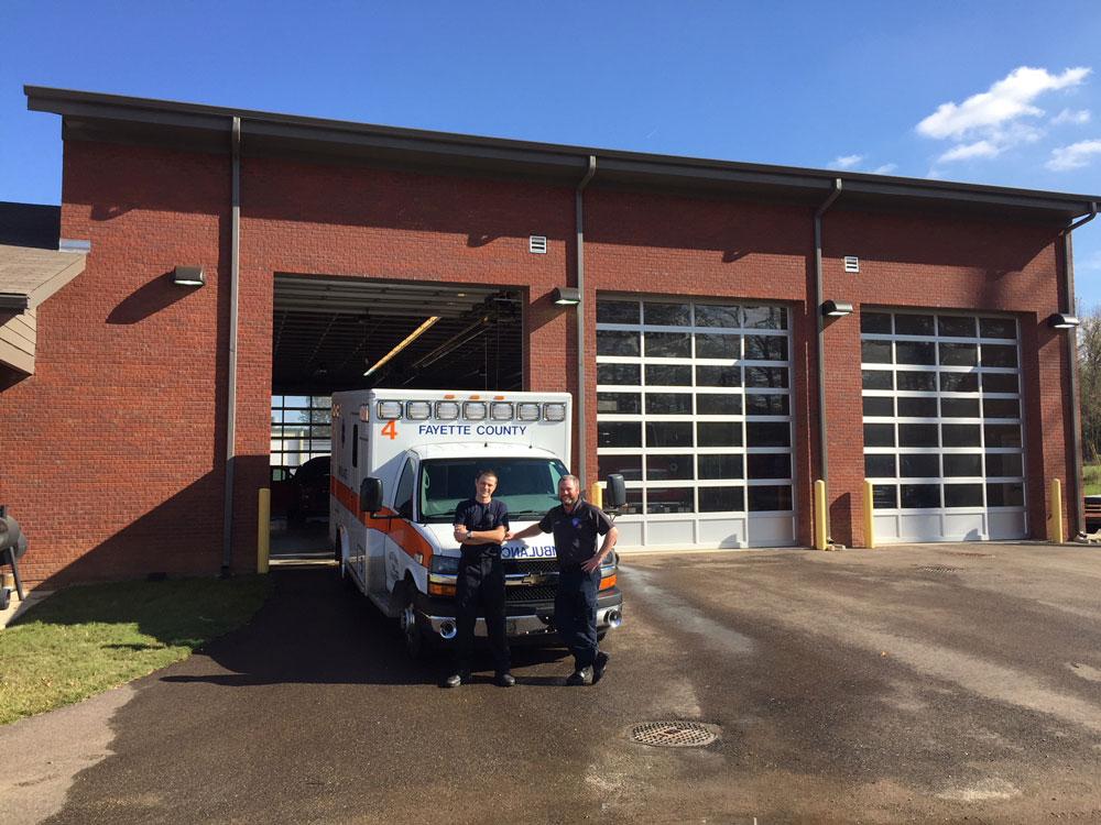 EMS/Ambulance Rossville